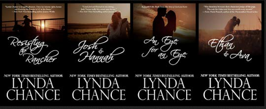The Redwood Falls Series by Lynda Chance