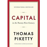 Capital in the Twenty-First Century by Picketty