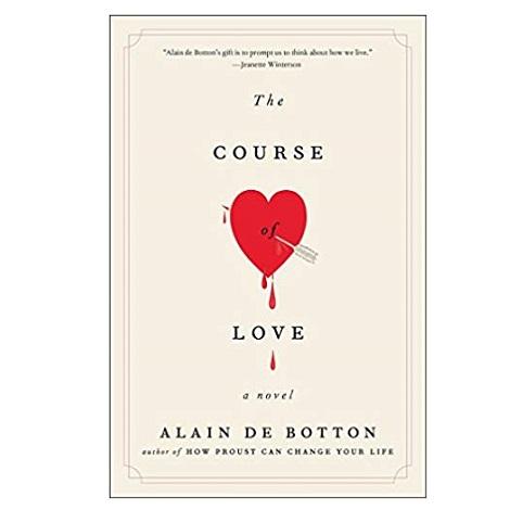 The Course of Love by de Botton, Alain