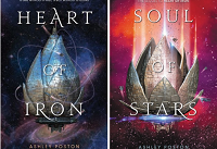 Heart of Iron Series by Ashley Poston