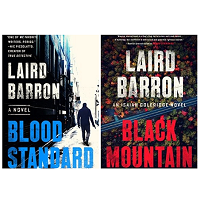 Isaiah Coleridge Series by Laird Barron
