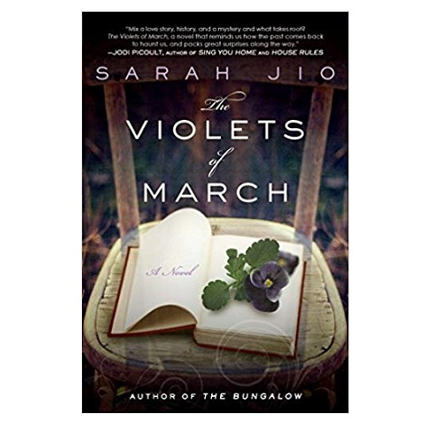 The Violets of March by Sarah Jio