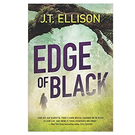 Edge of Black byJ.T. Ellison
