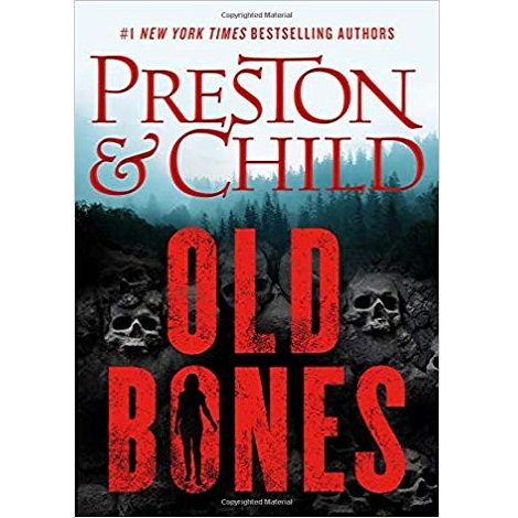 Old Bones by Douglas Preston