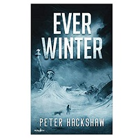 Ever Winter by Peter Hackshaw