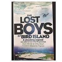 The Lost Boys of Bird Island by Mark Minnie; Chris Steyn