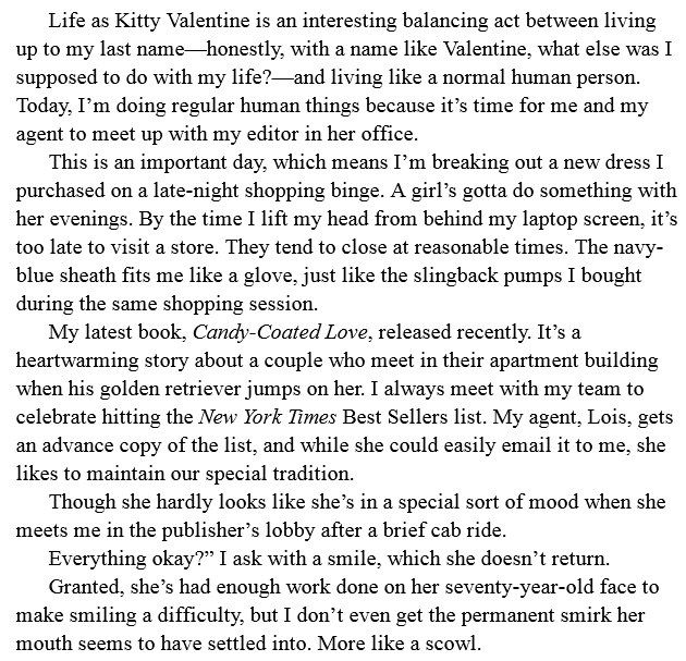 Kitty Valentine Dates a Billionaire by Jillian PDF