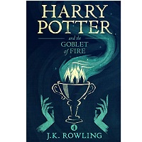 Harry Potter and the Goblet of Fire by J.K. Rowling