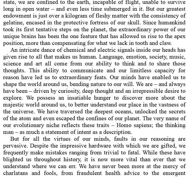The Irrational Ape by David Robert PDF