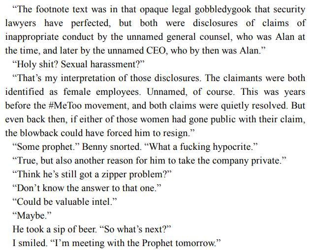 Bad Trust by Michael A. Kahn PDF