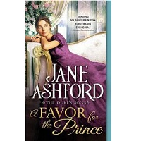 A Favor for the Prince by Jane Ashford