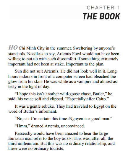Artemis Fowl book series by Eoin Colfer ePub