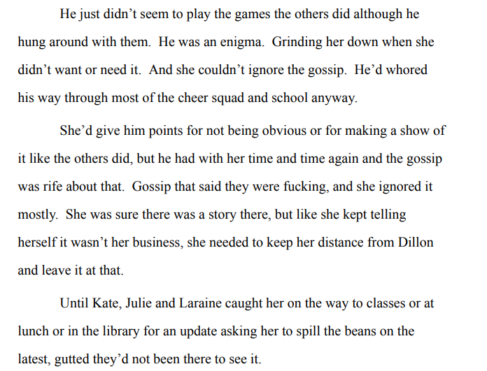 Dillon by Jessie Rose Case PDF