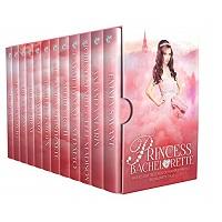Princess Bachelorette Anthology by Shaw Hart