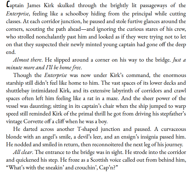 Star Trek by David Mack PDF