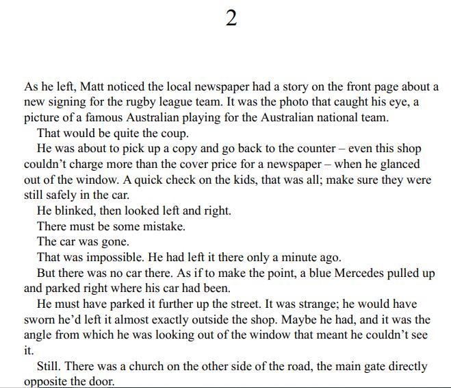 The Choice by Alex Lake PDF
