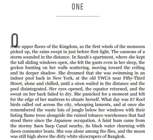The Glass Kingdom by Lawrence Osborne ePub