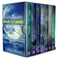 A Book & Candle Mystery by Aubrey Harper