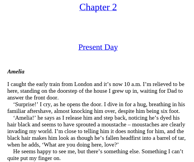 I Lie in Wait by Amanda Brittany PDF
