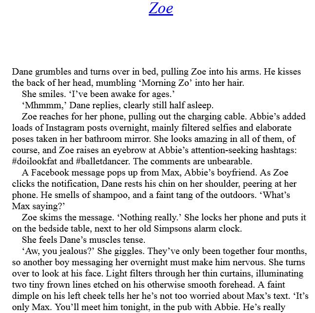 Secrets of a Serial Killer by Rosie Walker PDF