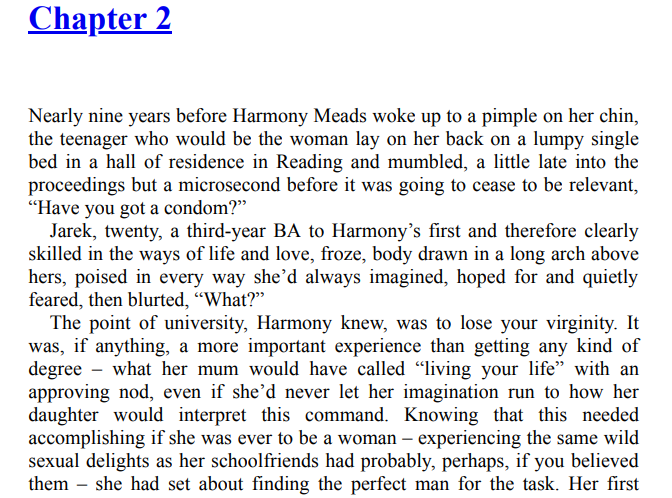 Sweet Harmony by Claire North PDF