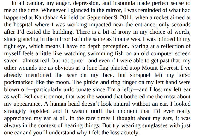 The Return by Nicholas Sparks PDF