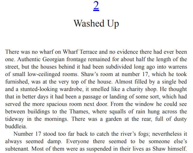 The Sunken Land Begins to Rise Again by M. John Harrison PDF