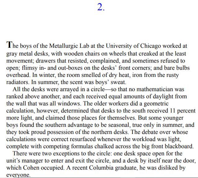 Universe of Two by Stephen P. Kiernan PDF