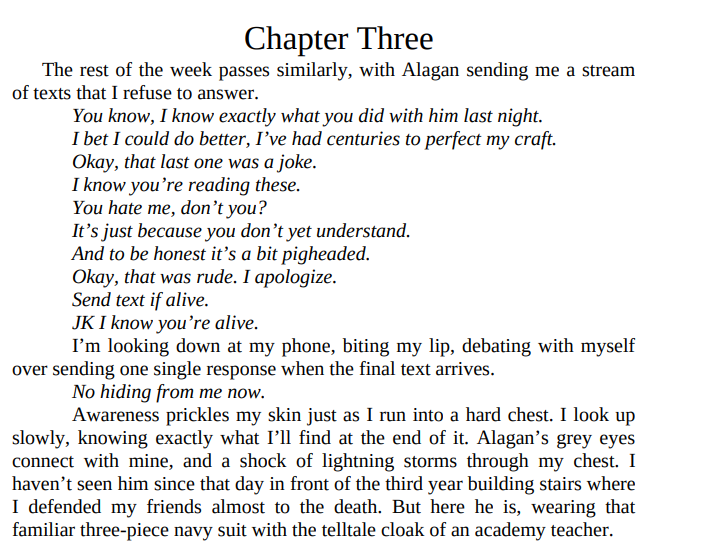 A Charmed Heart by Kaylin Peyerk PDF