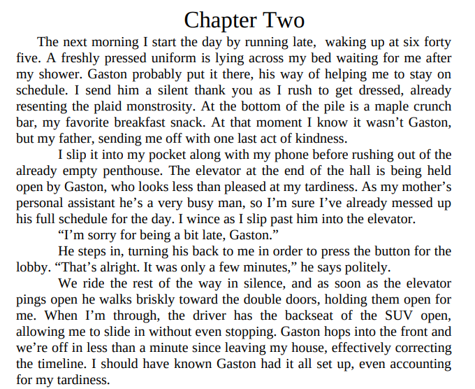 A Charmed Mind by Kaylin Peyerk PDF