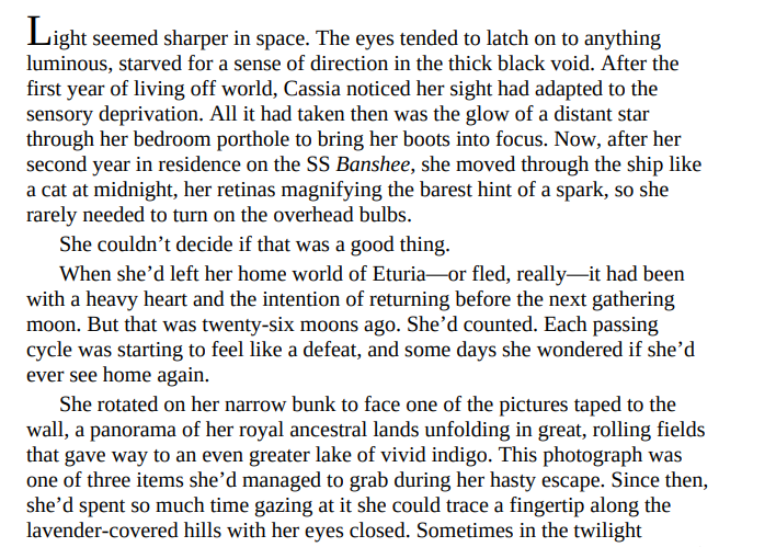 Starfall by Melissa Landers ePub