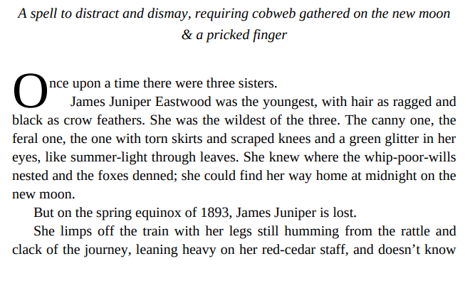 The Once and Future Witches by Alix E. Harrow ePub