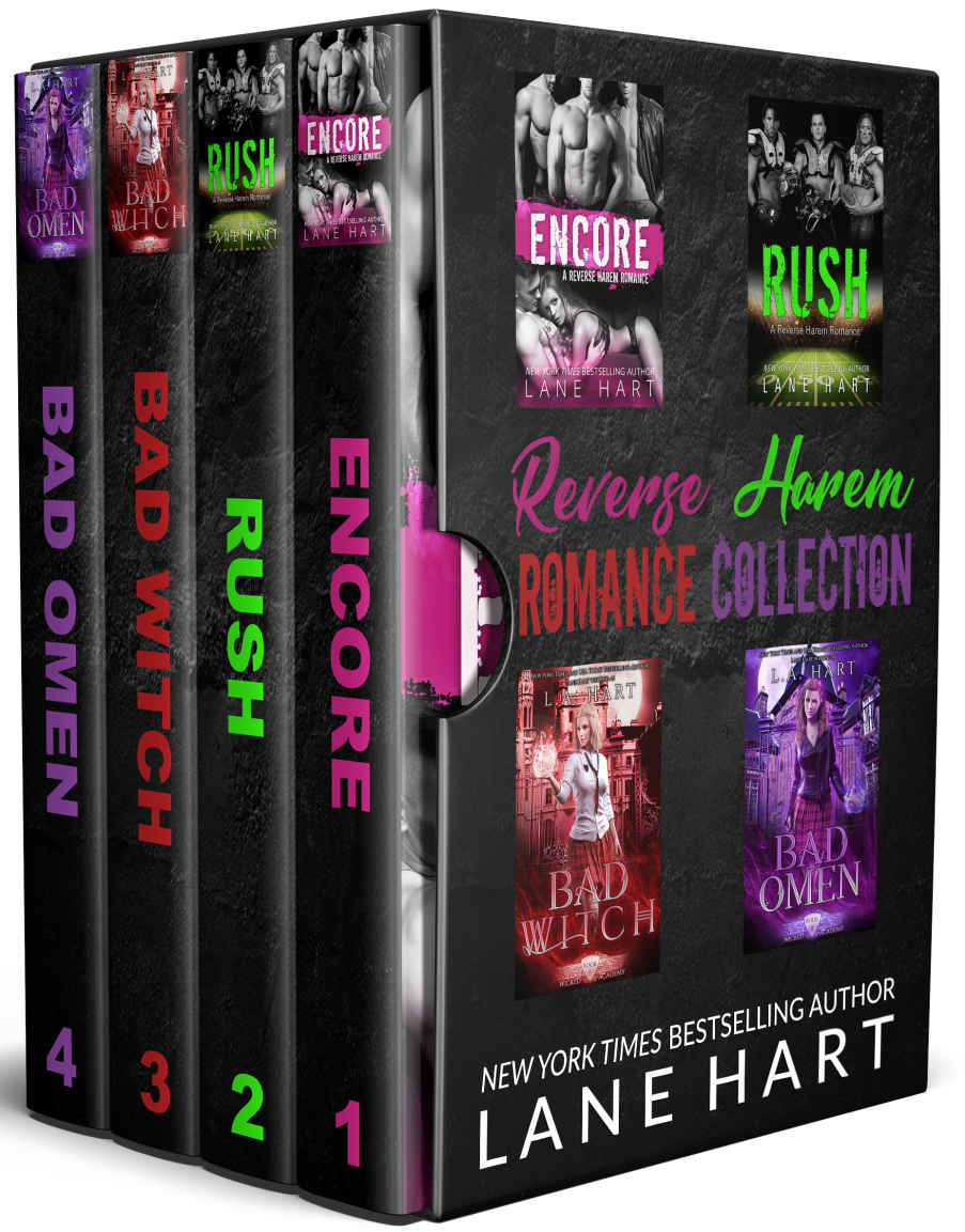 A Reverse Harem Romance Collection Box Set by Lane Hart