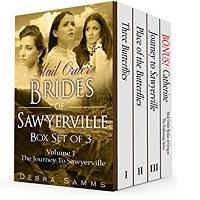 MAIL ORDER BRIDE by Debra Samms