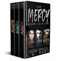 The Mercy Academy Collection A Complete High School Bully Romance Series by Lane Hart
