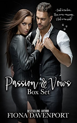 The Passion & Vows Series by Fiona Davenport