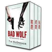 Bad Wolf Fantasy Omnibus 1 - 3 by Tim McGregor