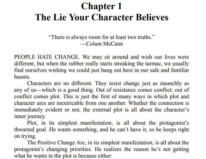 Creating Character Arcs by K.M. Weiland ePub