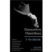 Crime Detective Omnibus 1 - 7 by Adam Carter