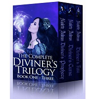Diviners Fantasy Trilogy Omnibus 1 - 3 by Nicolette Andrews