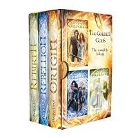 Secret of the Golden Gods Fantasy Omnibus 1 - 3 by Pedro Urvi