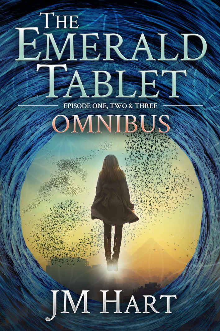 The Emerald Tablet Fantasy Omnibus 1 - 3 by JM Hart