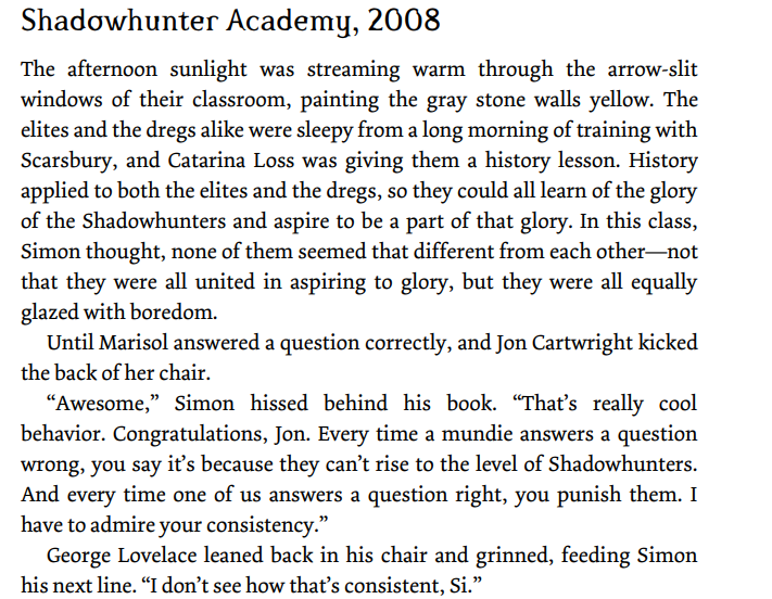 Nothing but Shadows by Cassandra Clare