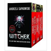 The Witcher Boxed Set by Andrzej Sapkowski