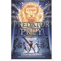 Predator vs Pre by Lisa McMann