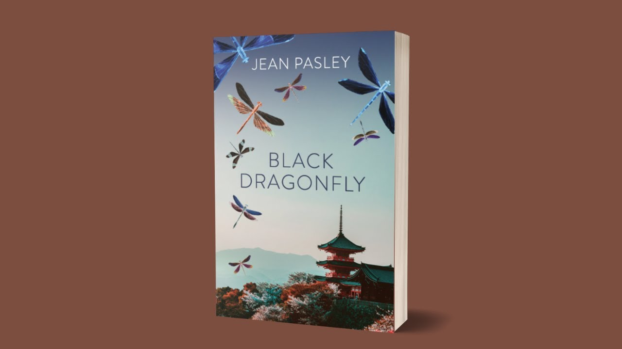 Black Dragonfly by Jean Pasley