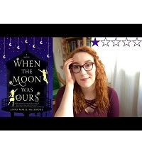 When moon was ours by Anna Marie MCLEMOR