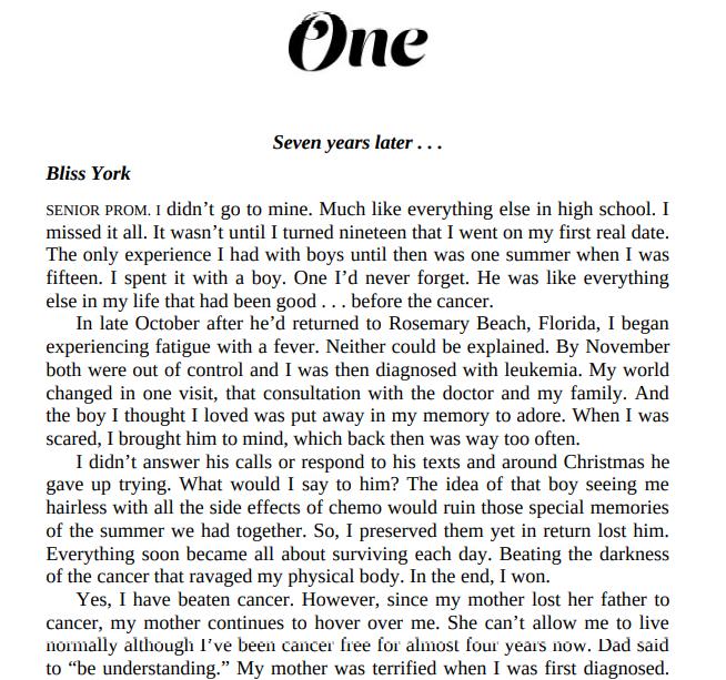 Like A Memory by Abbi Glines