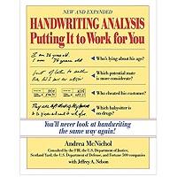 Handwriting Analysis by Andrea McNichol