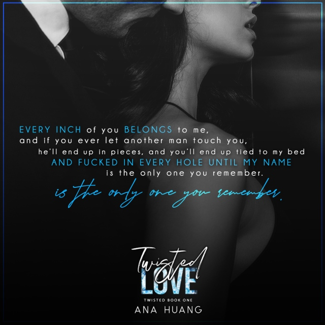 Twisted Love by Ana Huang